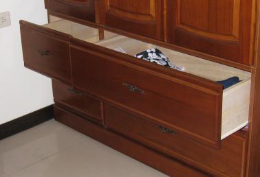 二手品衣柜/衣橱出售,复古欧式小衣橱-591居家/家具