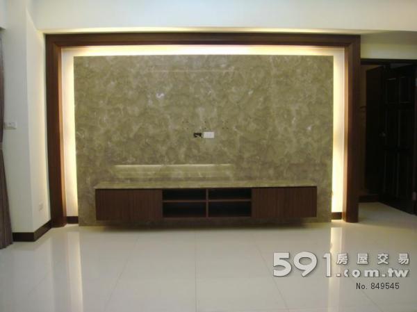 大理石电视柜设计图图片大全 电视柜什么材质的比较好