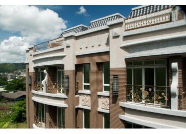 欧式皇家建筑外观