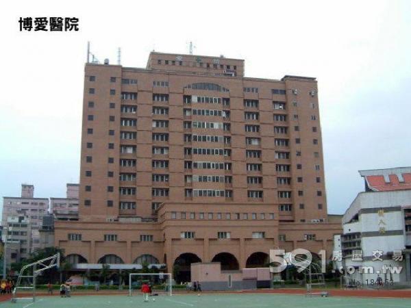 博愛醫院對面羅東國小開元市場
